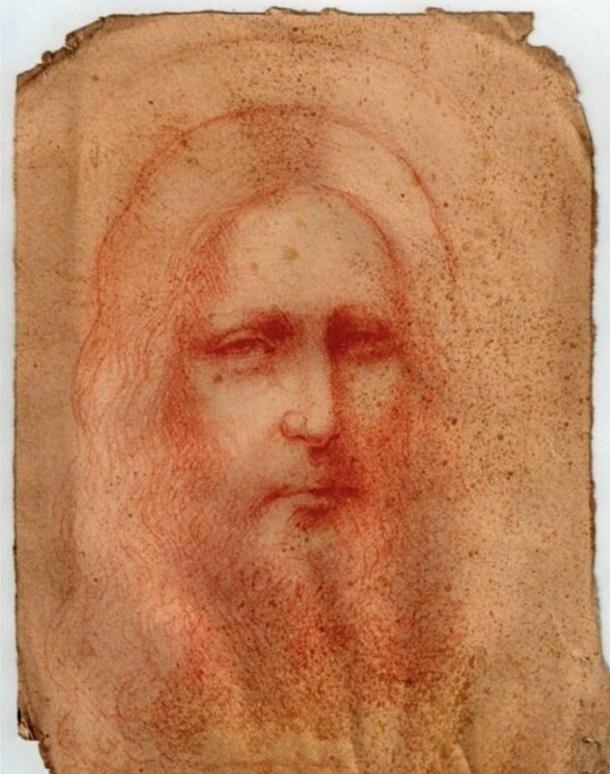 В Италии нашли неизвестный эскиз Леонардо да Винчи